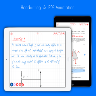 Arundo - Handwriting & PDF annotation.
