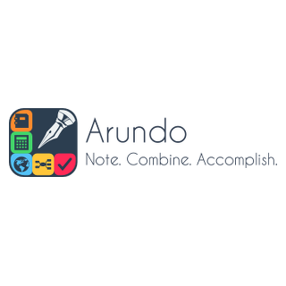 Arundo Logo (with name beside)